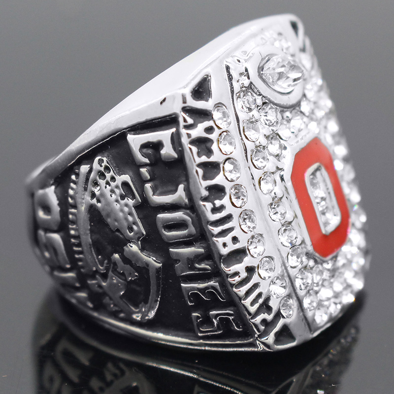2014 2015 Ohio State Buckeyes National College Football Championship Ring 11 12 Size High Quality Fan Ring