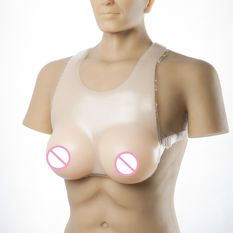 4600g/pair Realistic Fake Breasts Form Super Cup Conjoined Style Artificial Silicone Boobs Transsexual Crossdressing Breast 300g pair self adhesive crossdressing fake breasts small size aa cup real soft silicon form boobs triangle shape