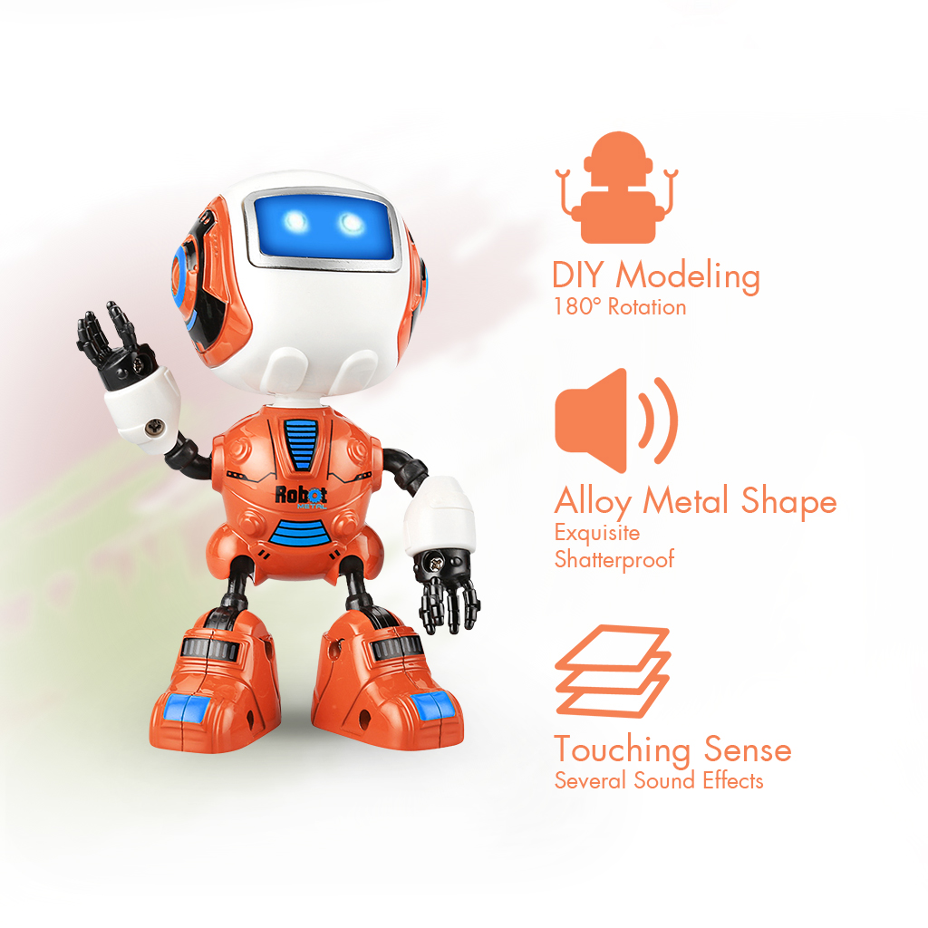 Intelligent Induction Robot Sensing Touch Multi Function