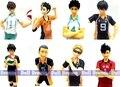 14-17 cm de alta calidad original haikyuu anime Japonés figura de acción juguetes para niños para niñas
