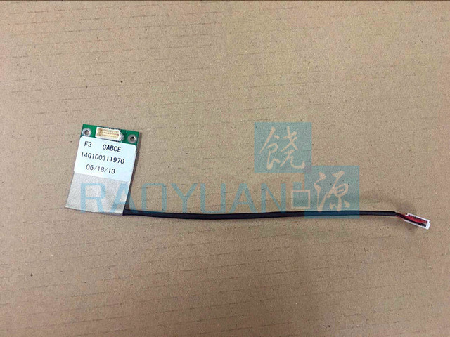 Free Shipping Genuine  New LCD CABLE FOR Asus F3 F3J F3T F3U F3M X53 Z53 Z53J F3T Z53J Z53U LCD CABLE inverter cable genuine new free shipping for dell inspiron m4040 m4050 n4040 n4050 lcd cable 0k46nr 50 4iu02 001