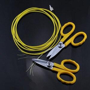 Image 4 - RIEPLAY Miller narzędzia światłowodowe Miller KS 1 nożyce Kevlar/Kavlar podnośniki/Kavalr Cutter, Miller KS 1 nożyce darmowa wysyłka