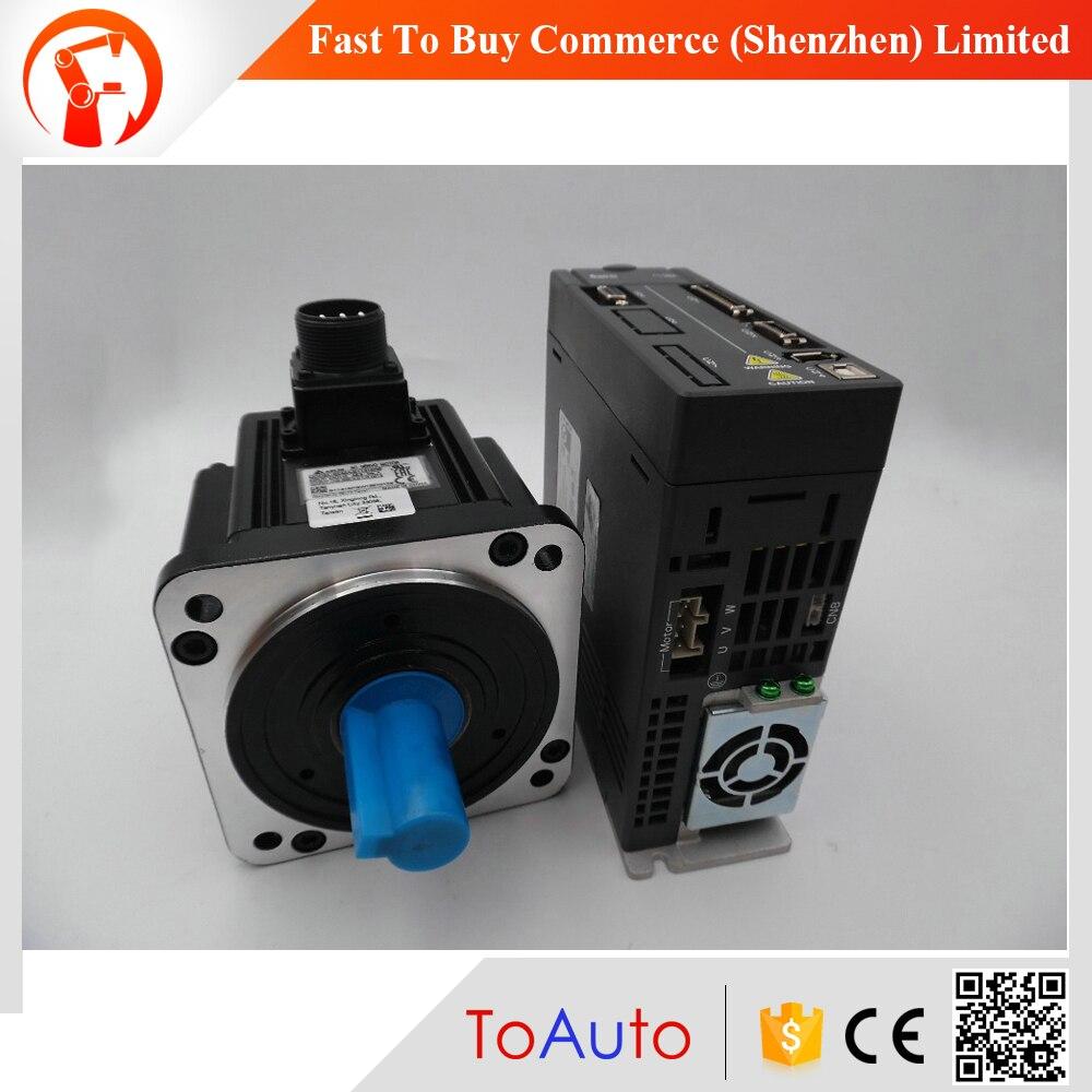 все цены на  ECMA-E11315RS+ASD-A2-1521-L220V 1.5kW Delta Servo AC Servo Motor Drive kit 7.16NM 2000r/min 130mm with Keyway and 3M Cable  онлайн