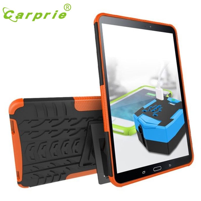 CARPRIE Cover Case For Samsung Galaxy Tab A 10.1 2016 T580 Shock Hybrid Case Stand Tablet Case Feb10 MotherLander