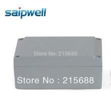 NEW DUST PROOF ALUMINIUM JUNCTION BOX BATTERY SWITCH BOX METAL CASE 160*100*65 MM