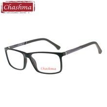 Бренд Chashma, оправы для очков для мужчин, большие очки, мужские широкие оптические очки TR 90 светильник, оправа для оптических очков, для офиса
