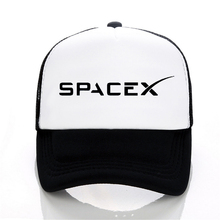 5786532358b FYDTQZYHY Spacex UFO Baseball Caps Summer Men Women Mesh Outer Space Rocket  Elon Musk. US  6.09   piece Free Shipping