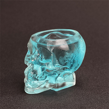 150ml/350mlSkull Glass beer stein shot wine glass Head Whiskey Drinking popular design new fashion partys