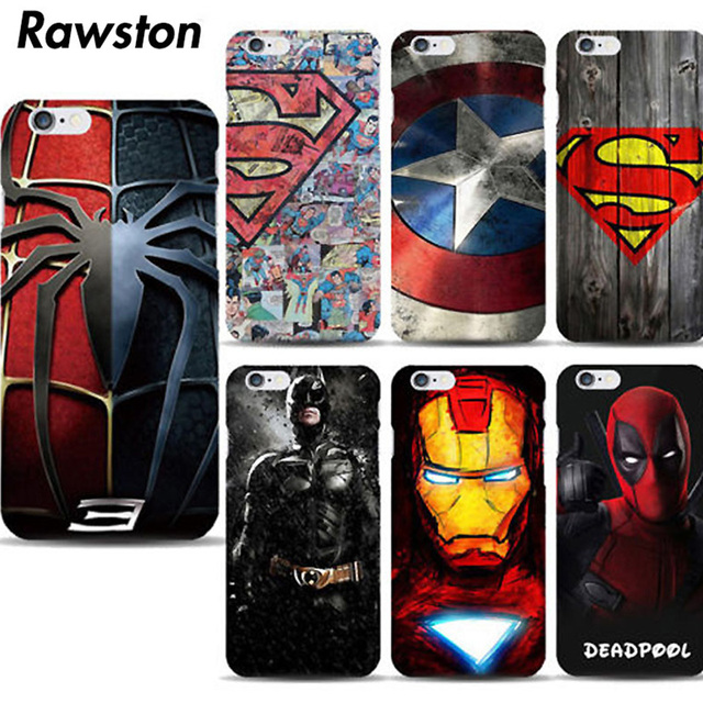 carcasa marvel iphone 8 plus