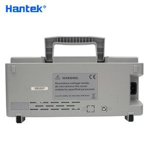 Image 5 - Hantek dso4084b osciloscópio digital 4 canais 80 mhz largura de banda portátil usb osciloscopio portatil + ext + dvm + função de faixa automática