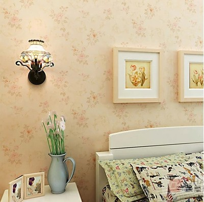 Fancy How To Decorate A Wall With Fabric Motif - Wall Art Design ...