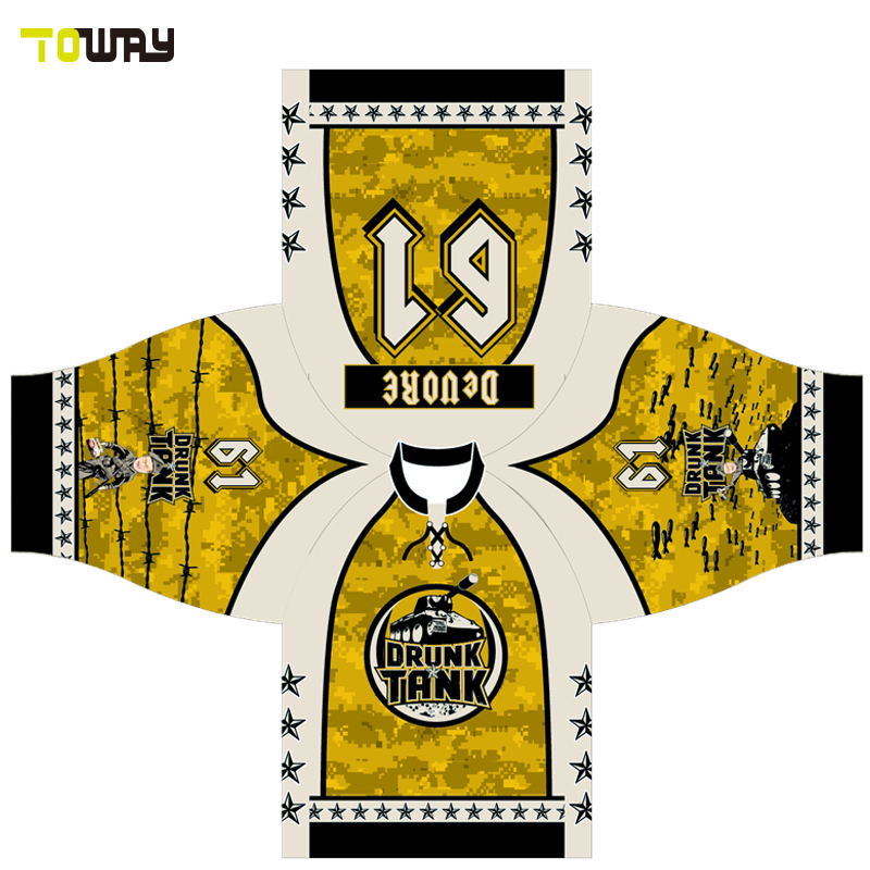 funny sublimated hockey jersey custom made-in Hockey Jerseys from ... efd824bad