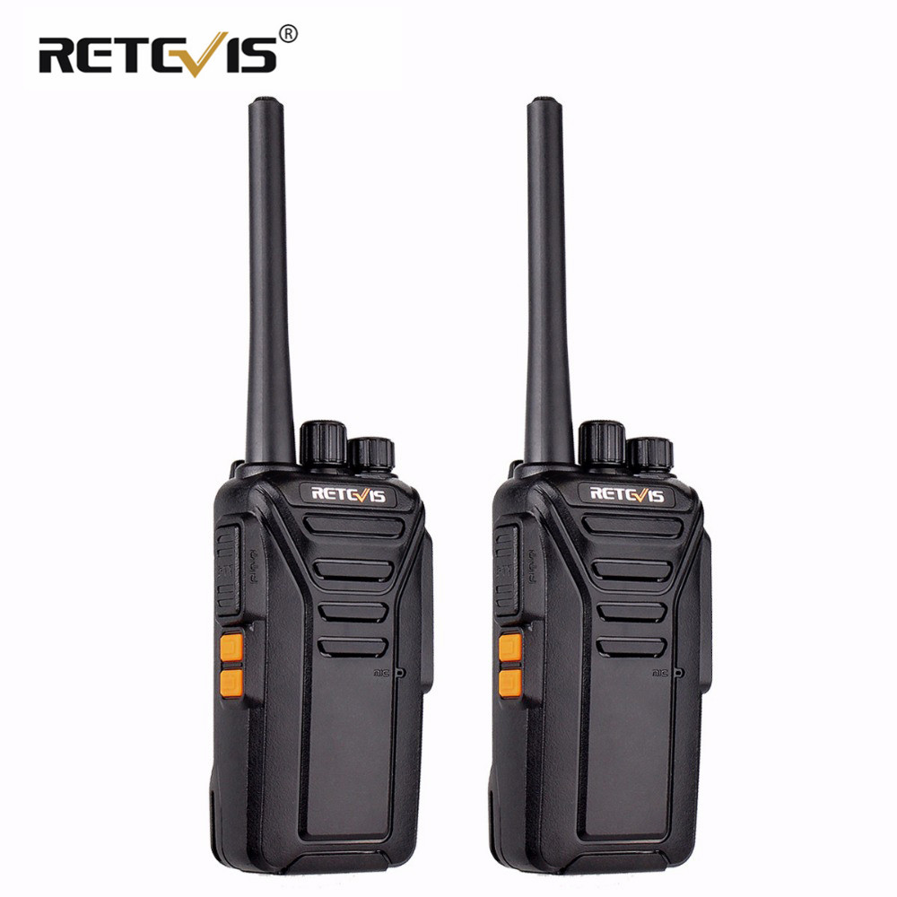 Fine 2 Pcs Retevis Rt27 Walkie Talkie License-free Pmr/frs 0.5w/2w Pmr446 Uhf 16/22ch Vox Ctcss/dcs Scrambler Portable Two Way Radio Cellphones & Telecommunications