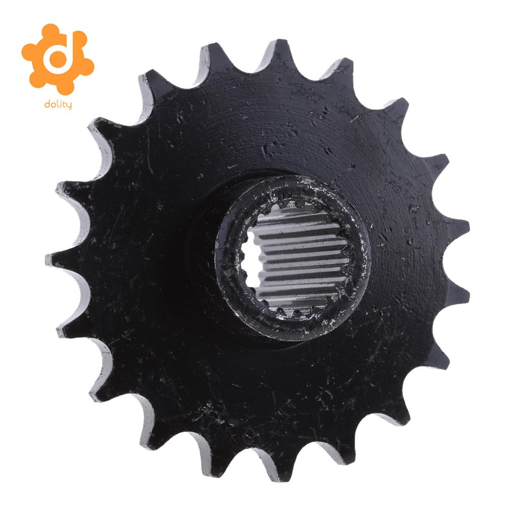 Back To Search Resultsautomobiles & Motorcycles Go Karts E-scooter Drive Gear 19t Teeth 428 Chain Front Sprocket Cog Serration Axle Gy6 125cc 150cc Quad Dirt Bike Atv Buggy To Suit The PeopleS Convenience