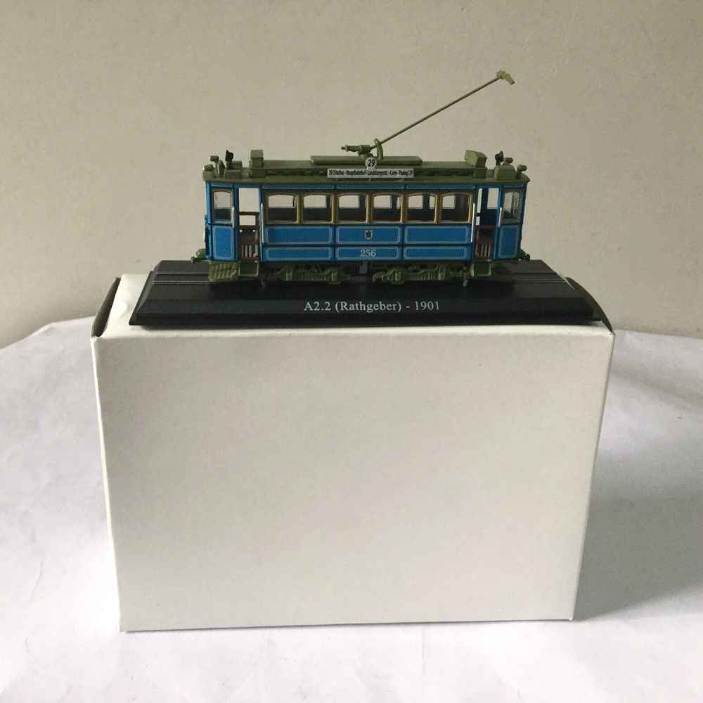 ATLAS Train MODEL toys Locomotive A2 2 (Rathgeber) -1901 Scale 1:87 TARM  Blue First Choice For Christmas Gift