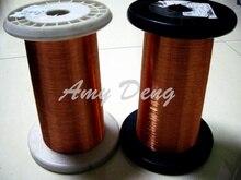 2000 м/лот новый 0.07 мм эмалированных проводов QA-1-155 полиуретан эмалированные обмоточные провода круглого