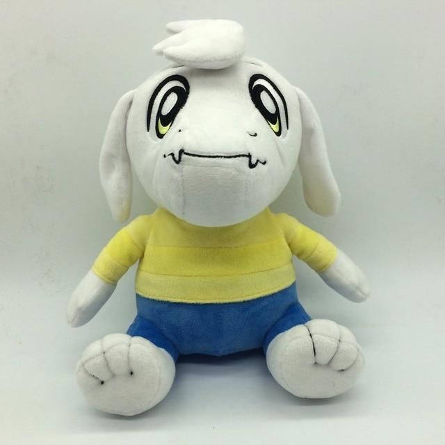 20-40cm Undertale Frisk Chara Sans Papyrus Frisk Asriel Napstablook Toriel Temmie Stuffed Doll Plush Toy For Kids Gifts