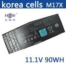 original battery 11.1V 85WH  For Dell Alienware M17x R3 0C852J 0F310J 312-0944 C852J F310J H134J