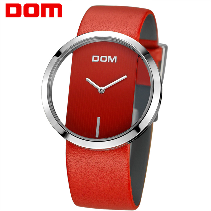 Red Quartz Women Watch Ladies Brand Famous Female Wristwatch Quartz-watch Wrist Clock Girls Montre Femme Relogio Feminino 2017 ladies wrist watch women brand famous female clock quartz watch hodinky quartz watch montre femme relogio feminino