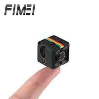 SQ11 Mini Camera 1080P HD Camcorder With Night Vision
