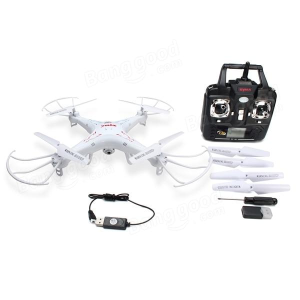 SYMA X5 X5C X5C-1 2.4G Drone quadrirotor Rc 6 axes avec ou sans caméra HD 2.0MP Version améliorée
