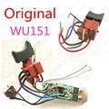 Contrôleur de commutateur pour WORX WU151 12 V perceuse électrique outil électrique accessoires outils partie|Accessoires pour outils électriques| |  -