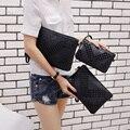 2017 Натуральная Кожа Сцепления овчины модные сумки заклепки случайные сумки женщины сумка сумки Crossbody сумка