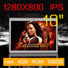 10 Inch IPS Octa Core Tablet Ram 4GB ROM 64GB Keyboard 5 0MP 3G Android5 1