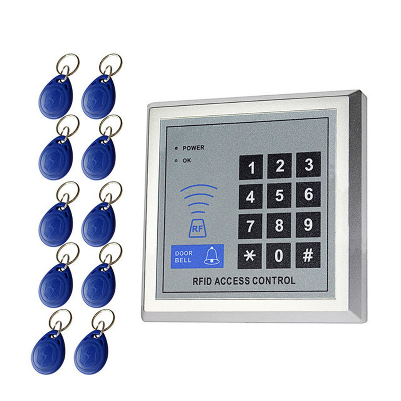 RFID Access Control System Electric IC/ID Card Locks Device Machine Security Proximity Entry Door Hotel Lock