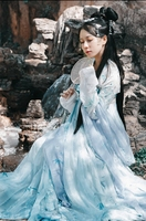 2017 Summer Ancient Chinese Costume Women Women S Hanfu Dresses China Hanfu Dress Cosplay Clothing Traditional