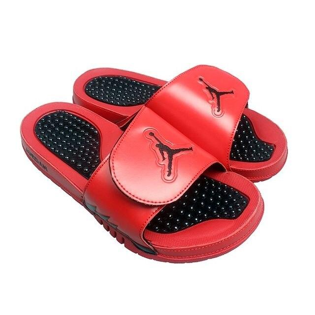 NIKE Air Jordan Original Support Sports Beach & Outdoor Sandals Light  Weight Quick-Drying For Men Shoes#555501-601
