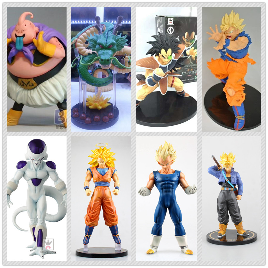 Toys & Hobbies Dragon Ball Z Action Figure Trunks Dod Figure Toy 170mm Dragonball Z Esferas Del Dragon Dbz Super Saiyan Trunks Orders Are Welcome.