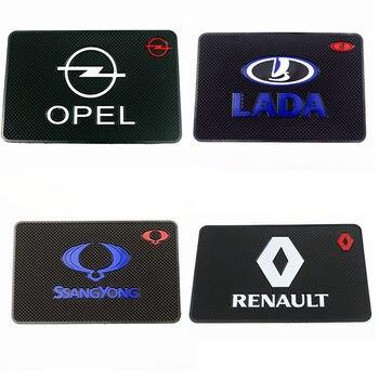Voiture-style voiture autocollant tapis étui pour Renault Opel Lada Vw Ford Toyota Chevrolet Kia Skoda Volvo Suzuki Hyundai voiture style