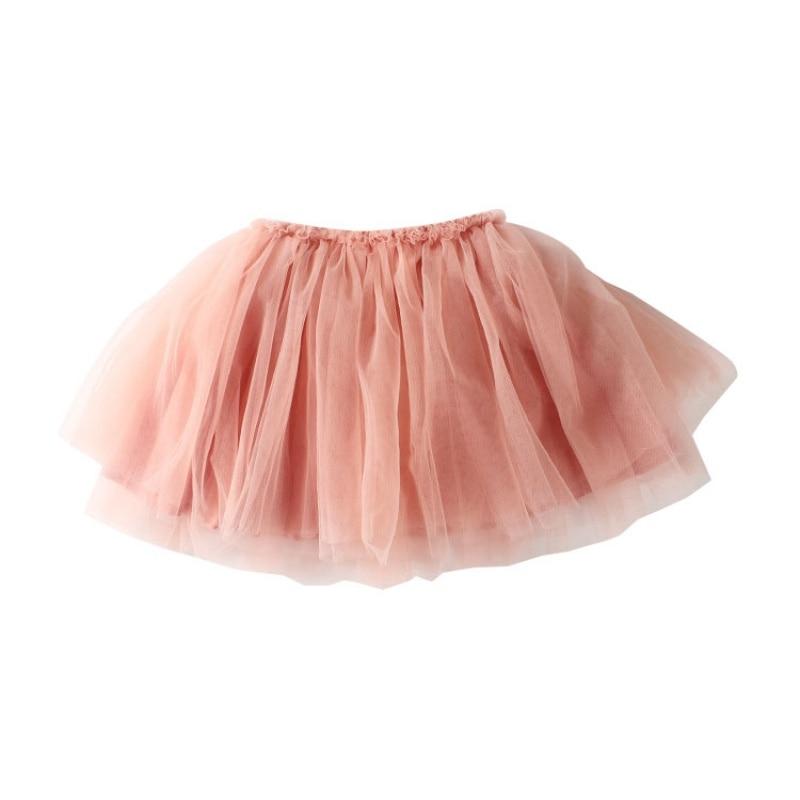 New Fashion Ball Gown Kids Baby Girls Dance Fluffy Tutu Skirt Fancy Ballet Costume Skirt
