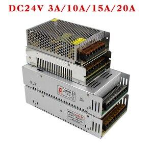 Image 4 - Блок питания, для светодиодной ленты, с 85 265/110/220 В перем. тока на 12/24/36/48 В пост. тока, 1/2/3/5/10/15/20/30/40/80 А