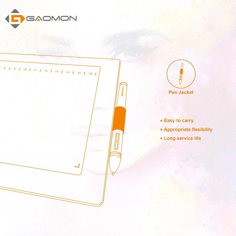 Tablette graphique professionnelle pour dessiner des tablettes stylo USB gafairy M106K 10x6 pouces Art Digital - 5
