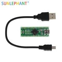 Echtes PJRC Winzig + + 2 0 USB AVR entwickeln board für ps3 Winzig (freies 1 stücke usb kabel)|Integrierte Schaltkreise|Elektronische Bauelemente und Systeme -