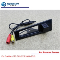Car Reverse Camera For Cadillac CTS SLS STS 2008 2015 Rear View Back Up Parking Reversing