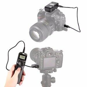 Image 5 - Pikseli TW 283 S2 bezprzewodowy LCD Timer pilot zdalnego sterowania zwolnienie migawki dla Sony A58 NEX 3NL A7 A7R A7S A7RII A3000 A5000 A5100 a6000