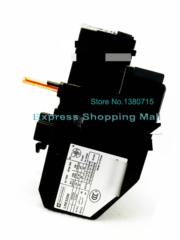 Фото New LRE355N 30~40A EasyPact TVS Thermorelay 5pcs/lot