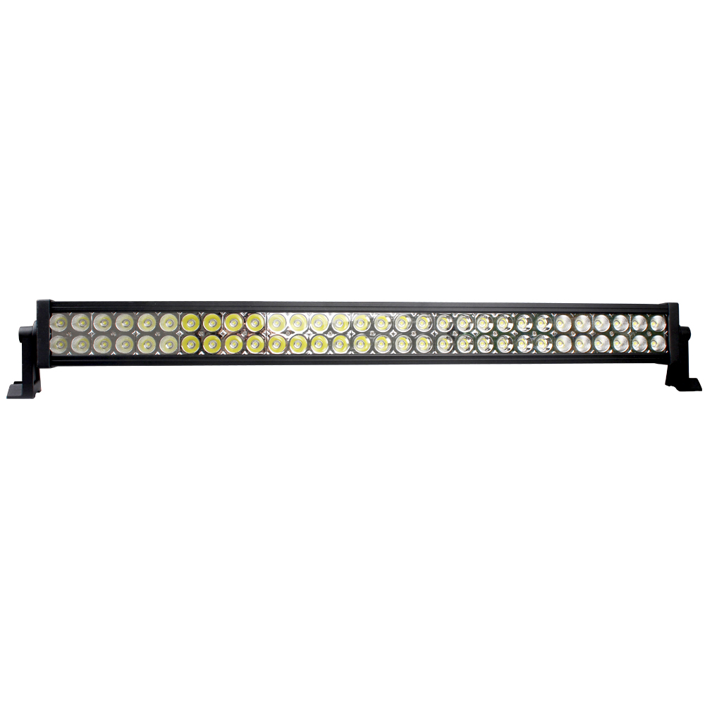 180W LED Work Light Bar SUV ATV Offroad Working Lamp Combo Beam Flood Spot light Landscape Lighting 60 LEDs Car Styling