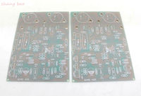 Bateau libre Une Paire Or Scellé QUAD405 CLONE Amplificateur Conseil PCB MJ15024 (2 Canal)