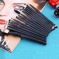 15 pçs/set Kits de maquiagem profissional beleza Cosméticos Sombra de Olho Fundação Lábio Sobrancelha Escova Pincéis de Maquiagem Conjunto de Ferramentas