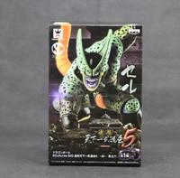 New SCulture Big Budoukai 5 Volume 6 Dragon Ball Z Semi Perfect Cell Phase Two