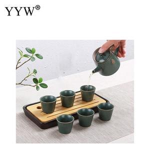 Drinkware Celadon Tea Sets Cer