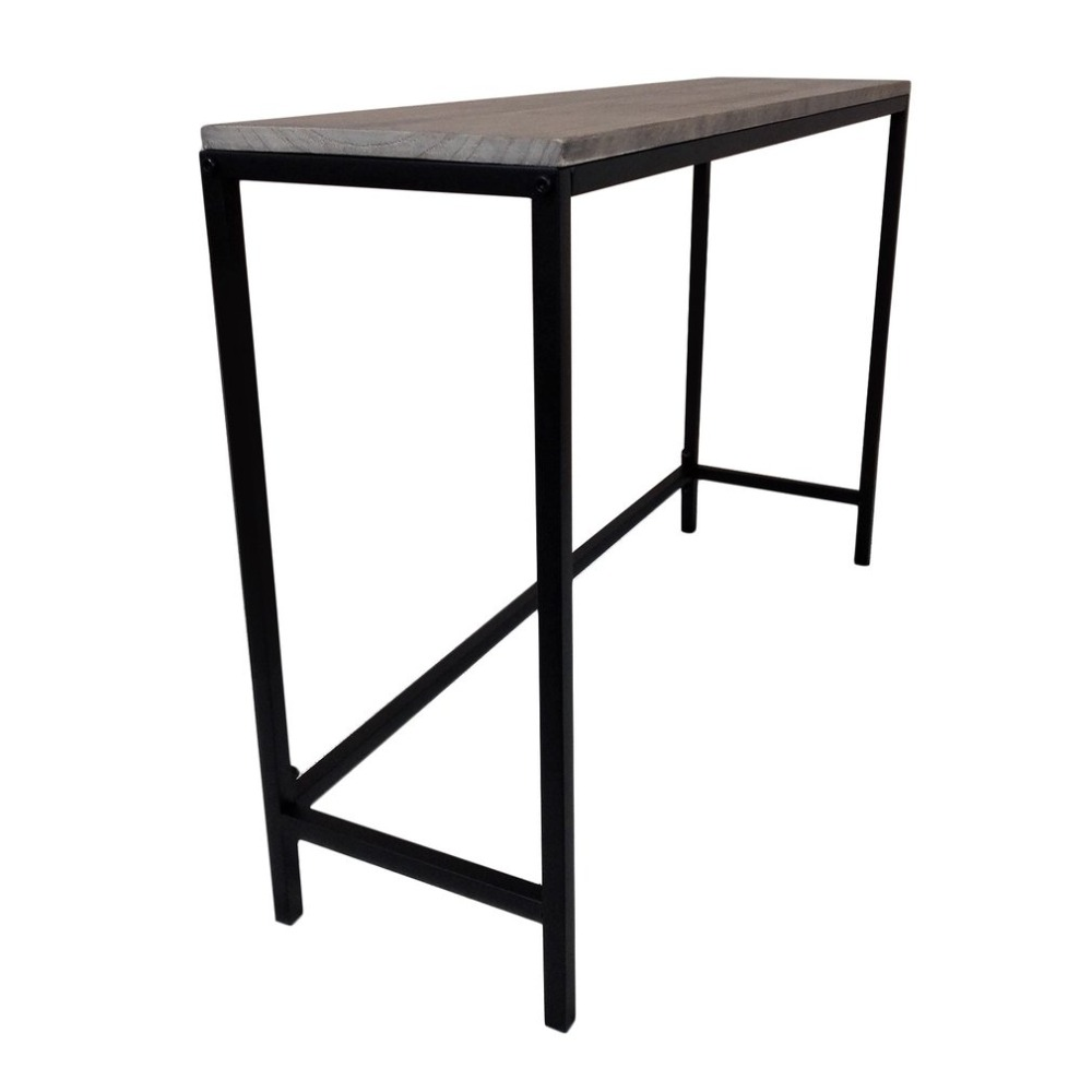 the latest b5214 b3129 US $44.85 20% OFF|Industrial Style Corridor Table Stable Hall Table Desk  Rectangular Kitchen Room Home Decorative Furniture NEW-in Coffee Tables  from ...