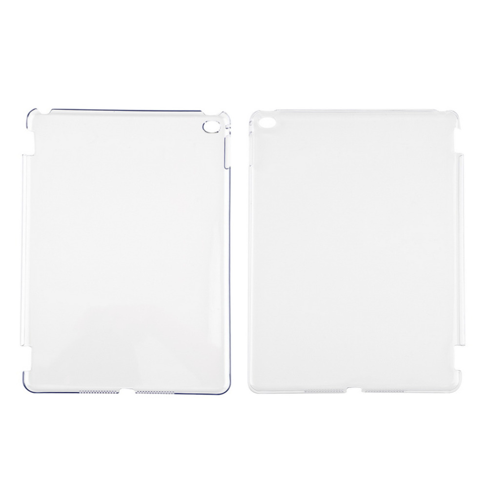 Crystal Clear Hard PC Plastic Back Case Cover Slim Shell For Apple For iPad Air 2 Promotion Drop Shipping case for ipad air 2 pocaton for tablet apple ipad air 2 case slim crystal clear tpu silicone protective back cover soft shell