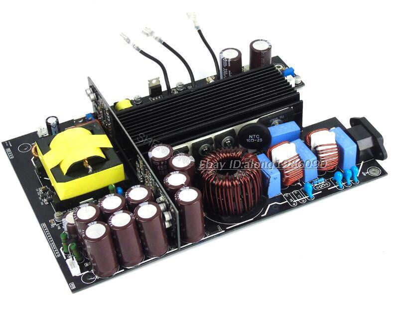 3600W High Power Amplifier Switching Power Supply HIFI AMP PSU Board +/-DC90V hifi tda7498 digital amplifier power amp 70w 2 psu treble bass adjustment