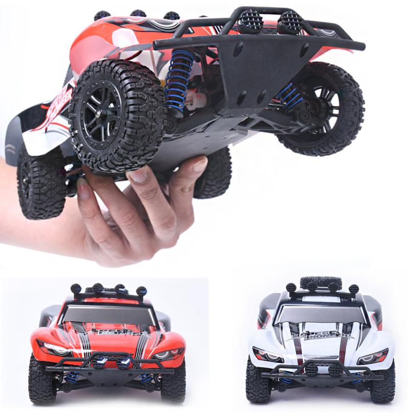 1:18 High Speed RC Racing Car 4WD Remote Control Truck Off-Road Buggy SUV Drop Shipping Y1103 hsp bajer 5b 1 5th 2wd rtr 26cc engine gasoline off road buggy 94054