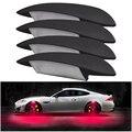Carro-styling Car Strobe Luzes Da Roda LEVOU Pneu Luz piscando Válvula do Pneu Lâmpada Atmosfera Lâmpada DRL para Toyota Kia Renault Opel